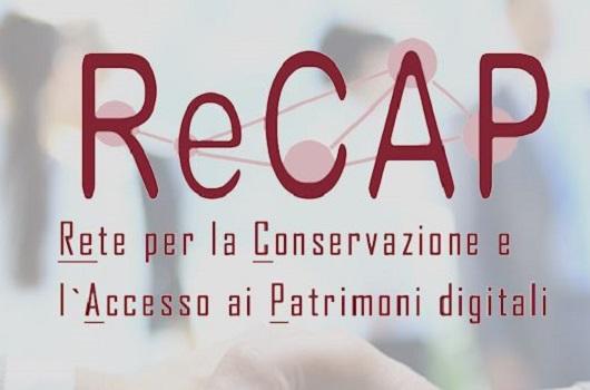 Reti documentali complesse: trasformazione o dissolvimento dell'archivio? Seminario ReCAP