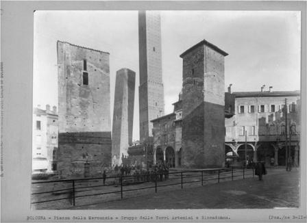 Bologna felix. Suggestioni dal passato nelle foto dell'archivio storico della Soprintendenza Archeologia, belle arti e paesaggio