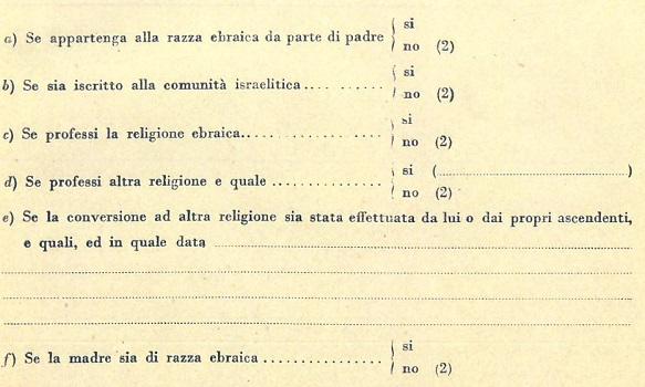 Il Politecnico di Milano e le leggi razziali del 1938