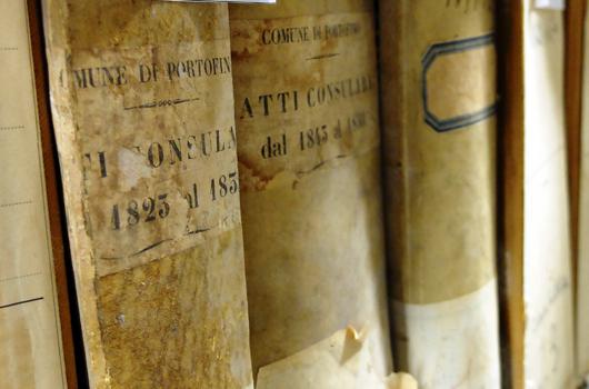 Portofino: scorci di storie dalle carte dell'archivio