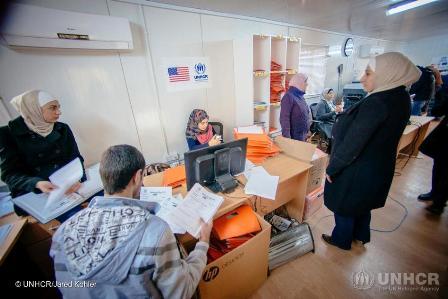 Gli archivi dell'Alto Commissariato delle Nazioni Unite per i Rifugiati